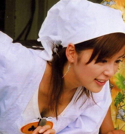 中野美奈子の乳首
