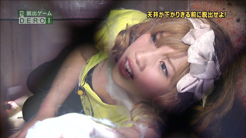 仲里依紗の乳首ポロリしたヌードエロ画像や胸チラ