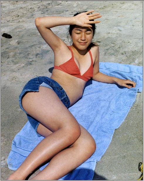 成海璃子のセックスエロ画像