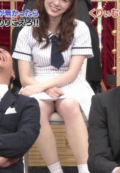 乃木坂46白石麻衣の無修正アイコラセックスエロ画像