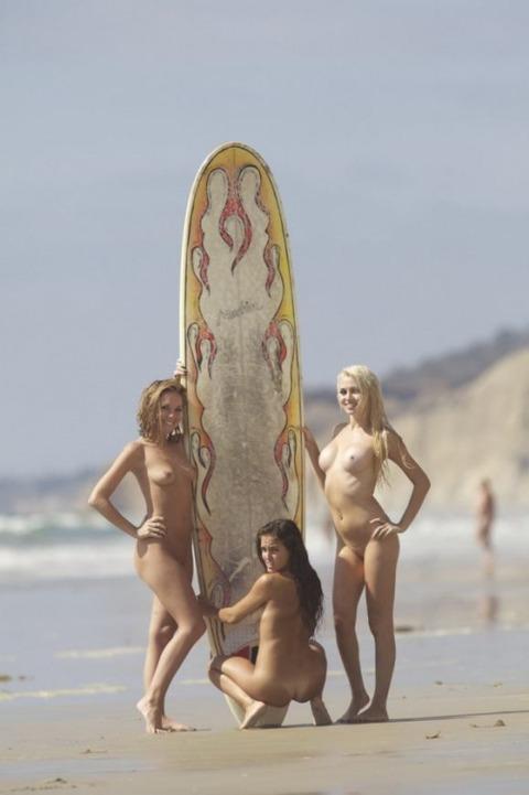 サーフィン全裸の抜ける無修正ハメ撮り