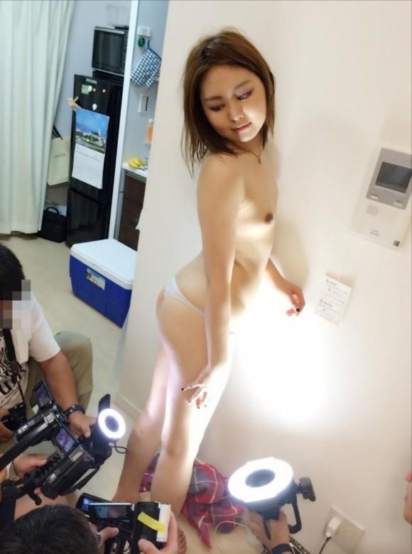 ヌード撮影会の無修正