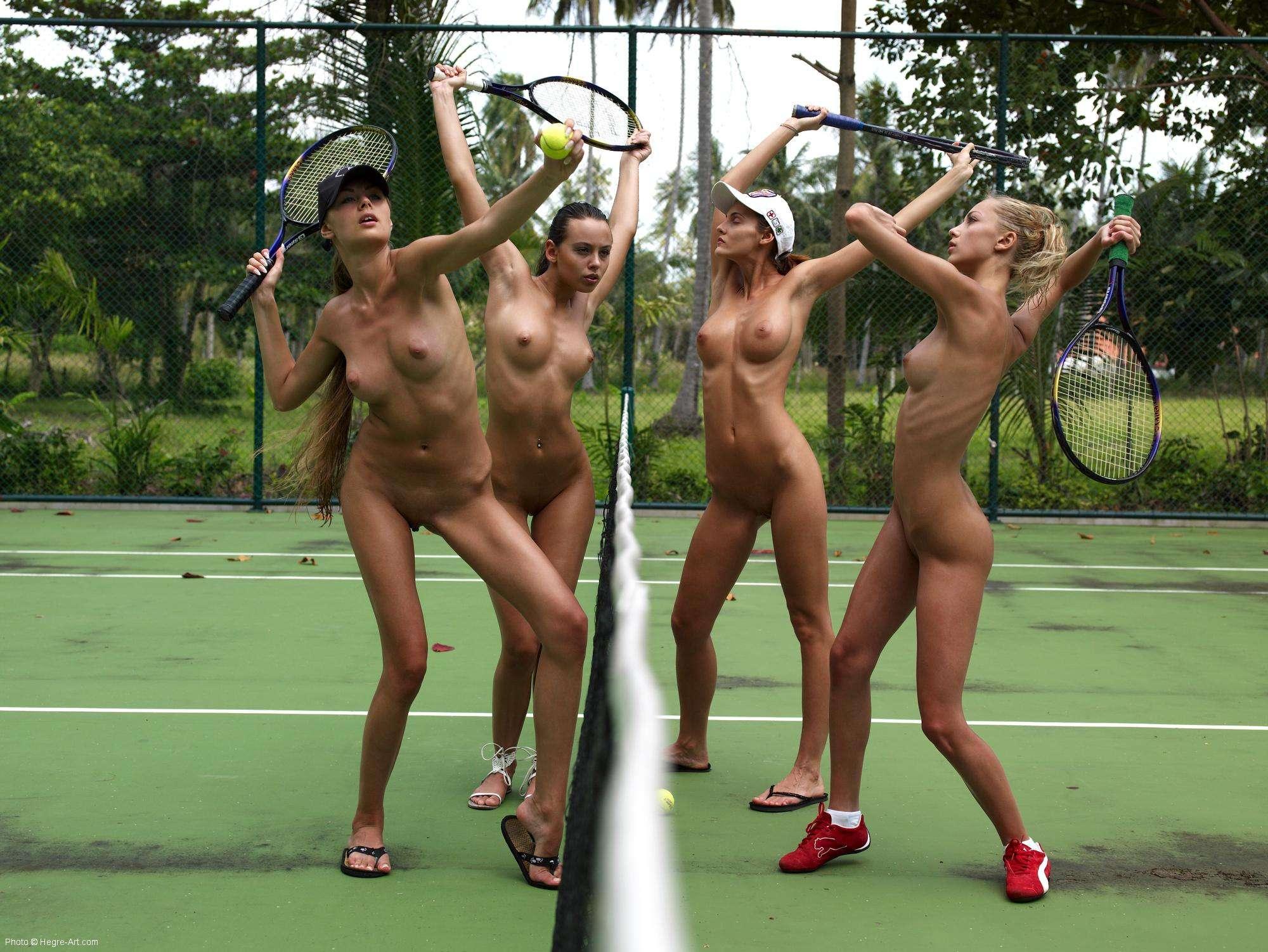 全裸スポーツのお宝アイコラ画像