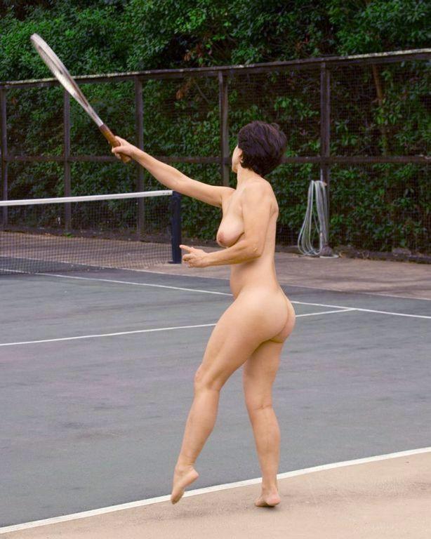 全裸スポーツの隠し撮りエロ画像