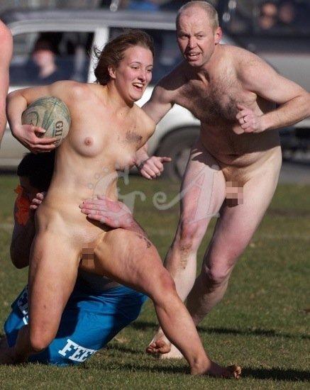 全裸スポーツのセックスエロ画像