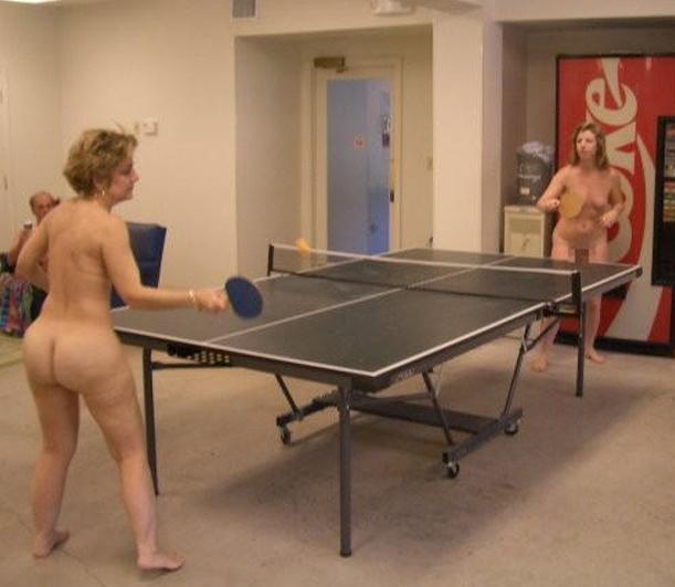 全裸スポーツのお宝ヌードエロ画像