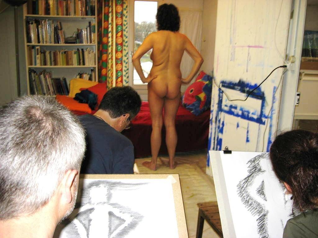 素人ヌードモデルのおっぱい画像