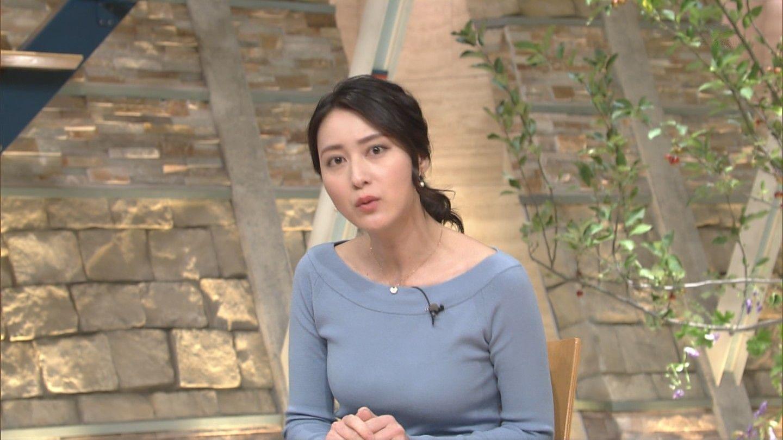 小川彩佳のお宝エロ画像