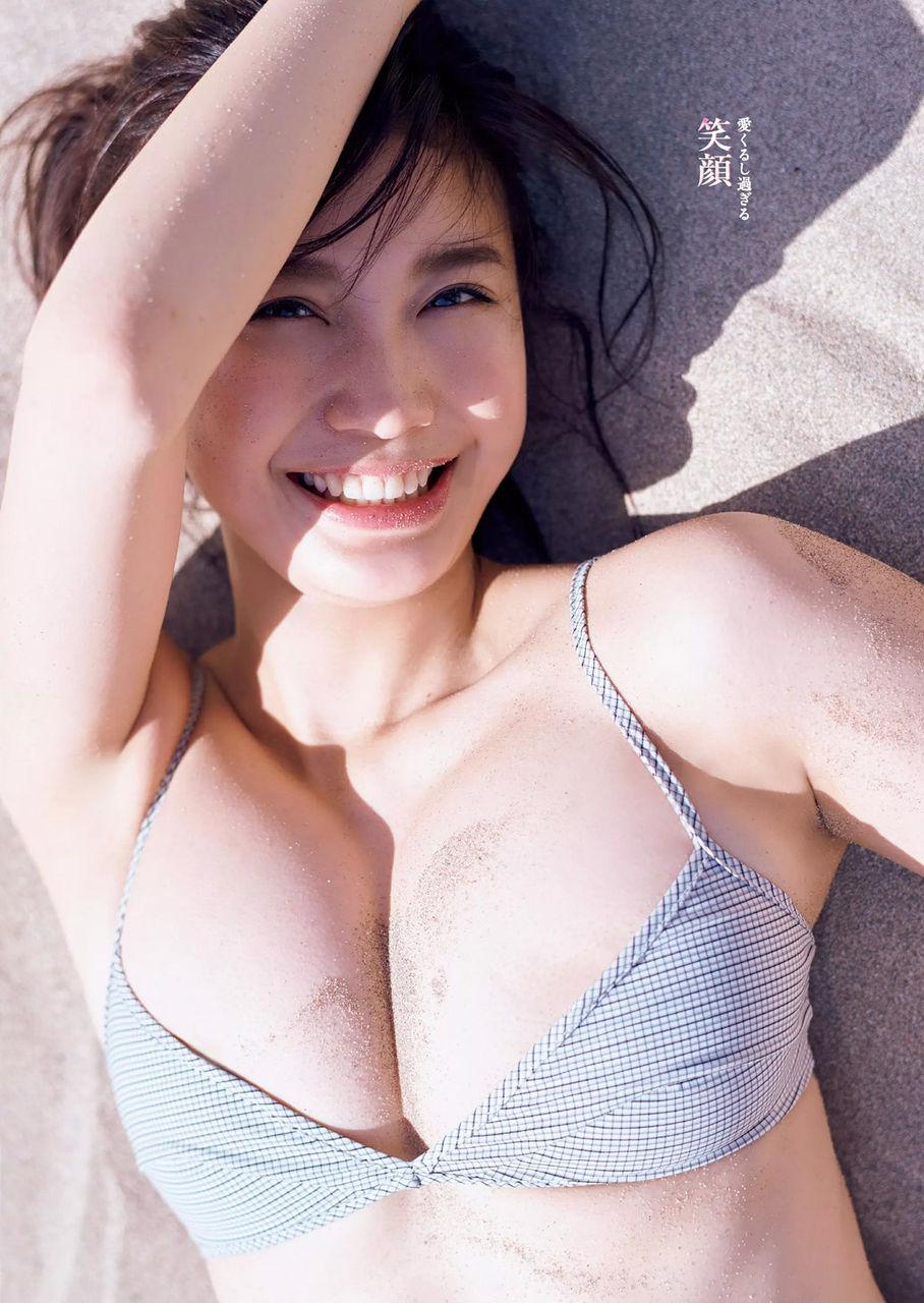 小倉優香のセックスの濡れ場画像