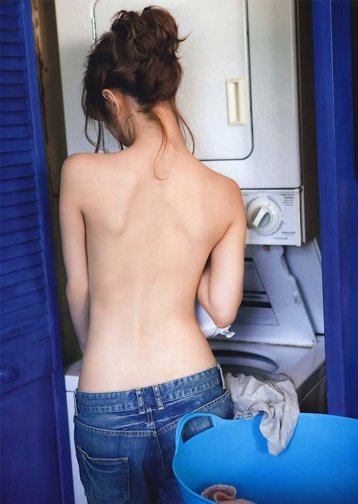 小倉優子のお宝ヌードエロ画像