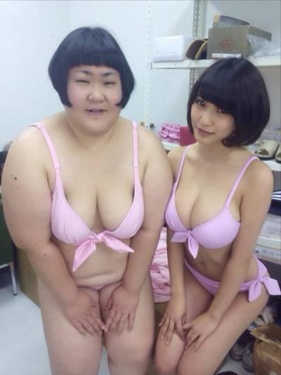 女芸人の胸