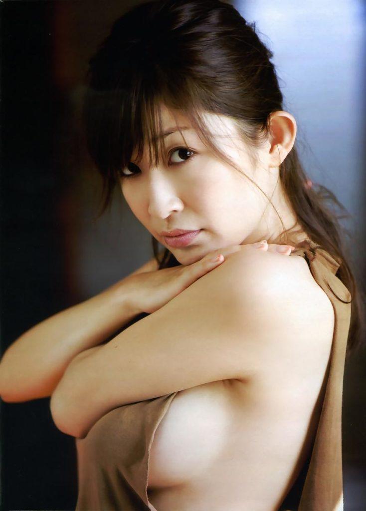 小野真弓のお宝アイコラ画像