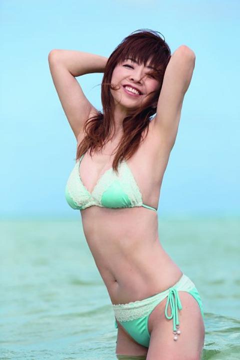 大場久美子のおっぱいエロ画像
