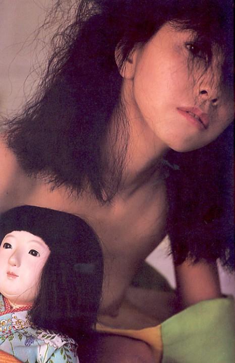 大場久美子の隠し撮りエロ画像