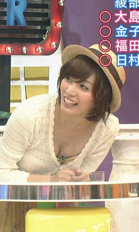 大島麻衣のお宝セクシーエロ画像