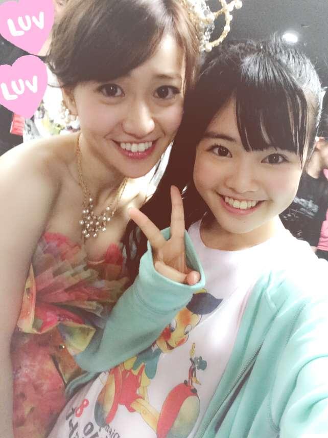 大島優子のエロ画像とお宝エロ画像