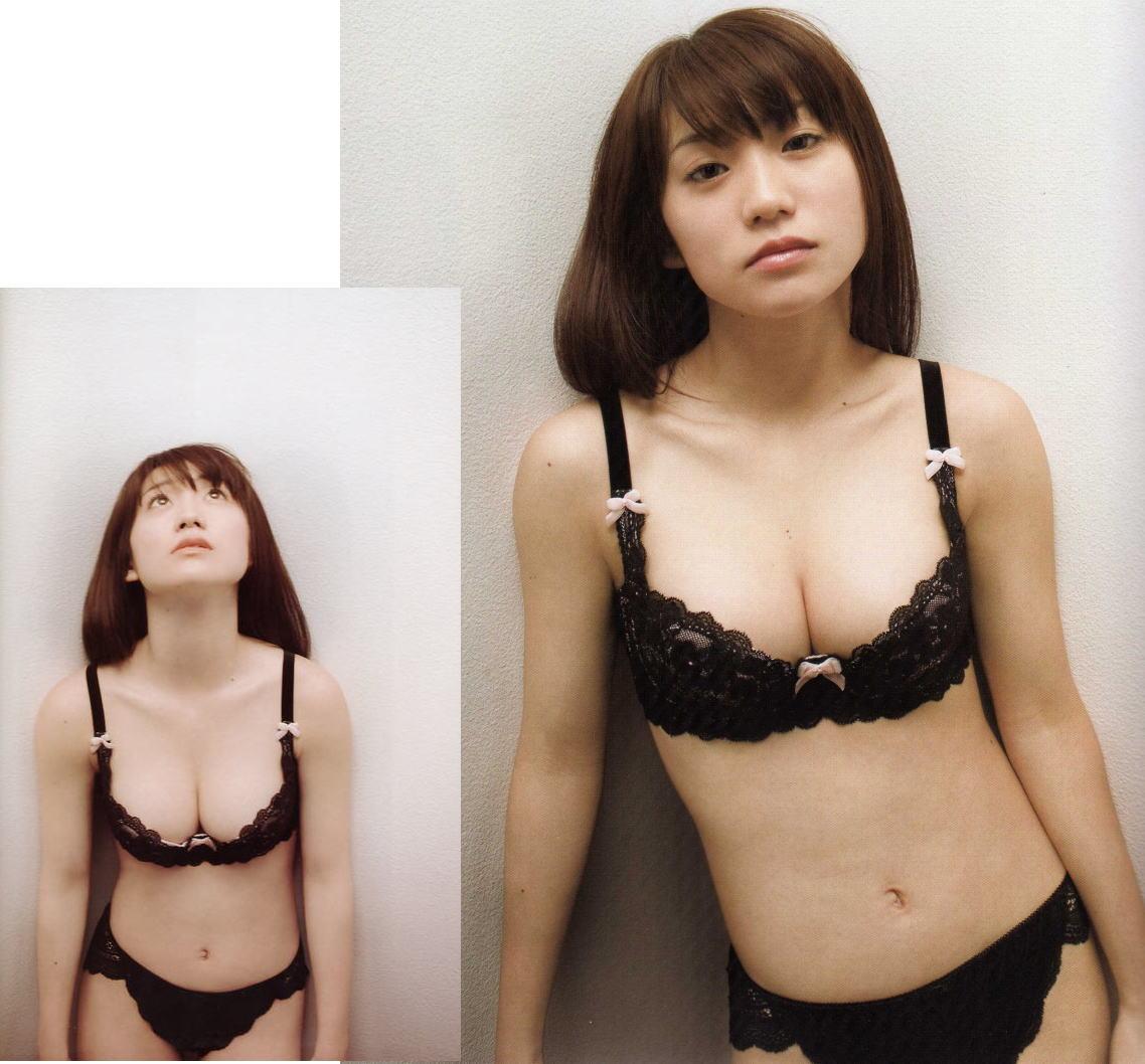 大島優子の巨乳爆乳なおっぱいエロ画像がセクシーすぎる