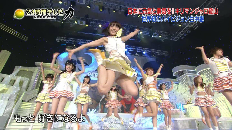 大島優子モロにマンスジやハミマンエロGIF画像