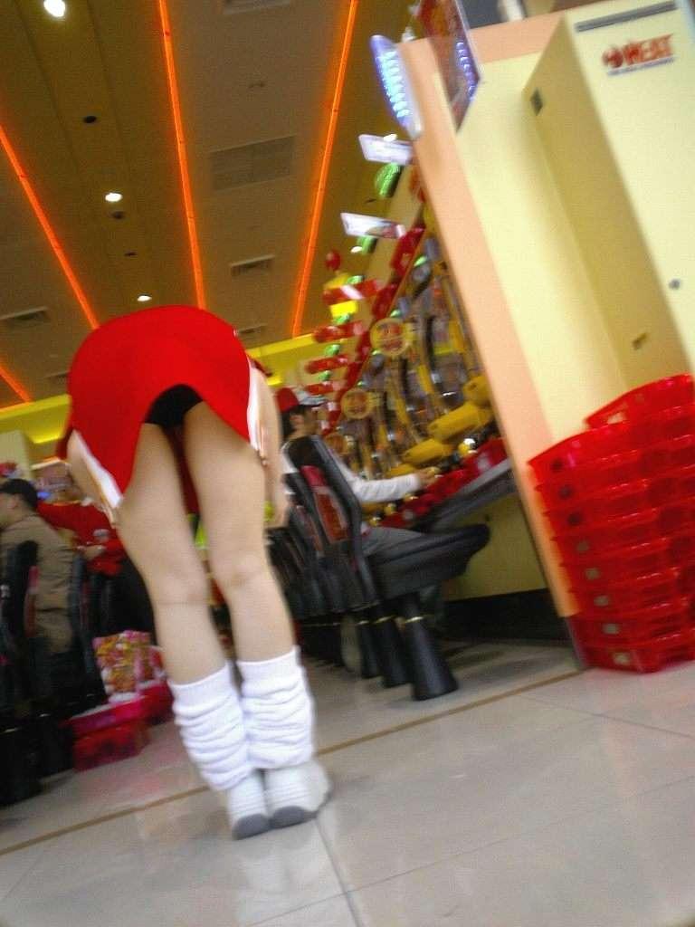 パチンコ屋のお宝ヌードエロ画像