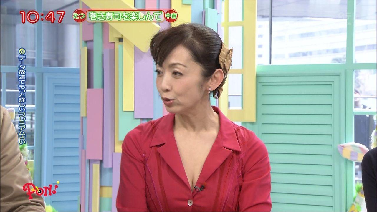斉藤由貴モロにマンスジやハミマンエロGIF画像