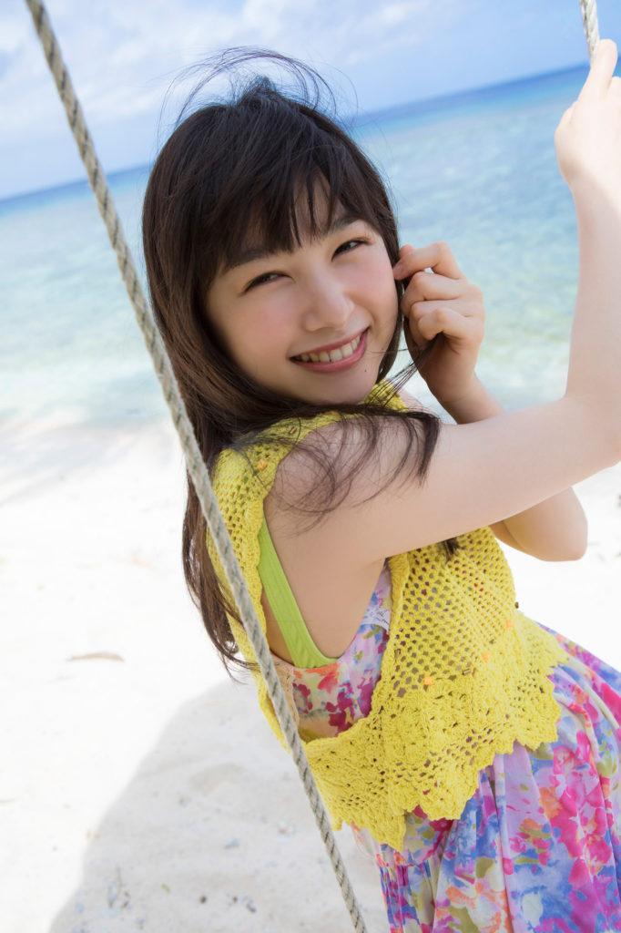 桜井日奈子のおっぱいエロ画像