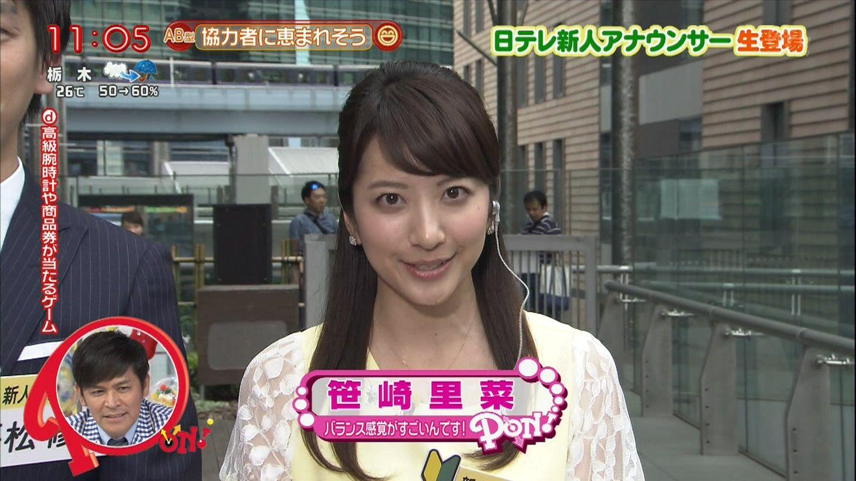 笹崎里菜のヌード乳首エロ画像