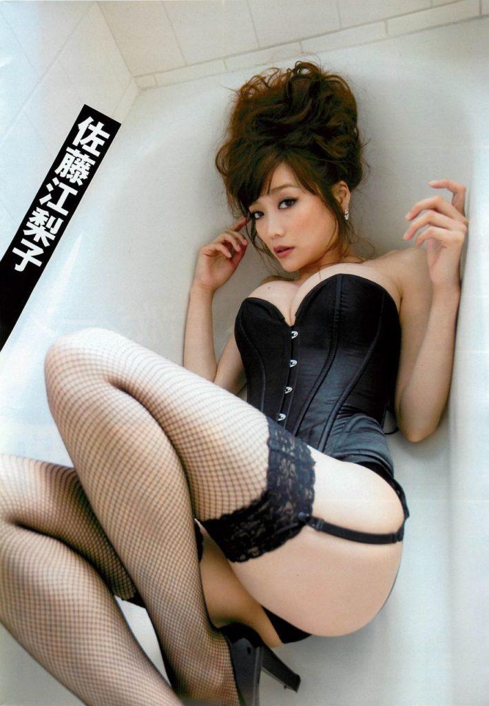 佐藤江梨子のAVアダルト画像