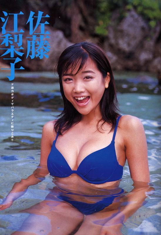 佐藤江梨子のお宝セクシーエロ画像