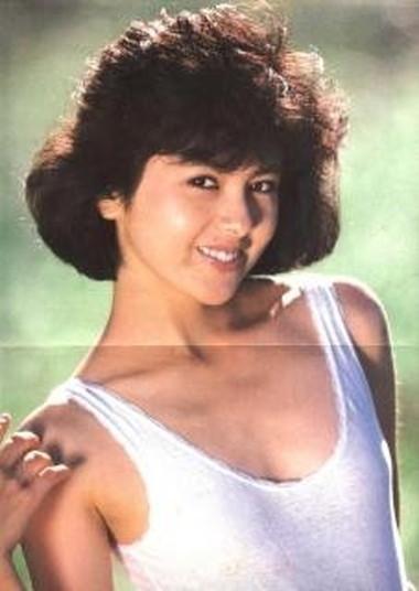 沢口靖子のエロおっぱい画像