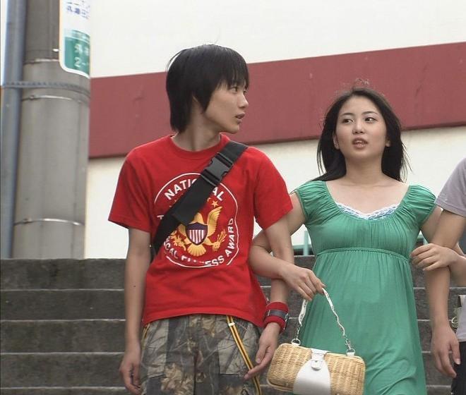 志田未来のパンチラエロ画像