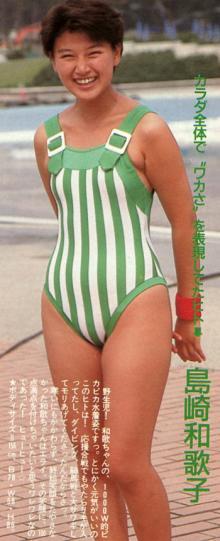 島崎和歌子のAVアダルト画像