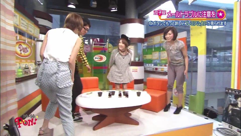 篠田麻里子のお宝な放送事故