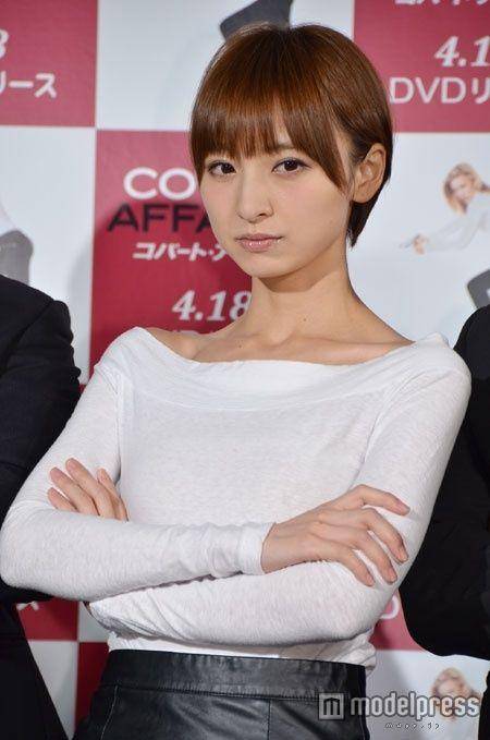 篠田麻里子のAVエロ画像