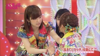 島崎遥香のお宝セクシーエロ画像
