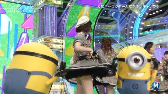 島崎遥香のお宝エロ画像