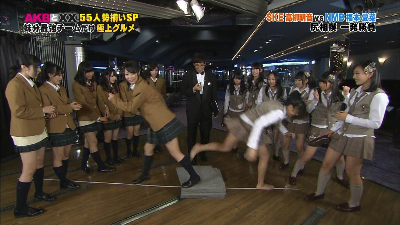 SKE48のパンチラエロ画像