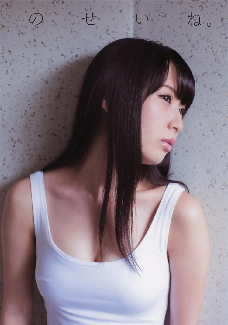 SKE48高柳明音のセクシー水着エロ画像が放送事故