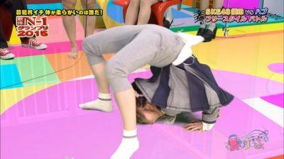 須田亜香里の下着エロ画像