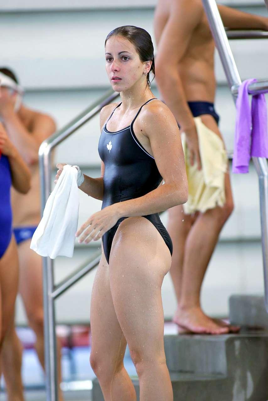 水泳競泳シンクロのパンチラ画像