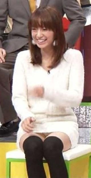 鈴木亜美の放送事故お宝エロ画像