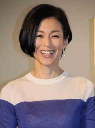 鈴木保奈美のおっぱい乳揉みエロ画像