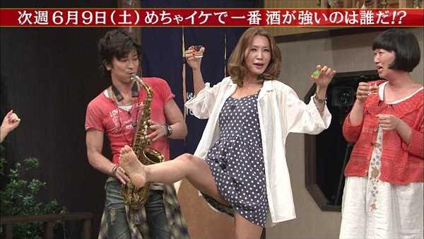 鈴木紗理奈モロにマンスジやハミマンエロGIF画像