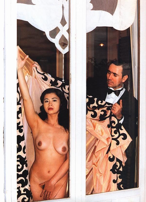 昭和の全裸ヌードエロ画像