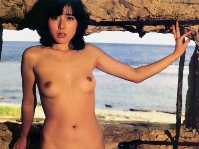 昭和の乳首ポロリ画像