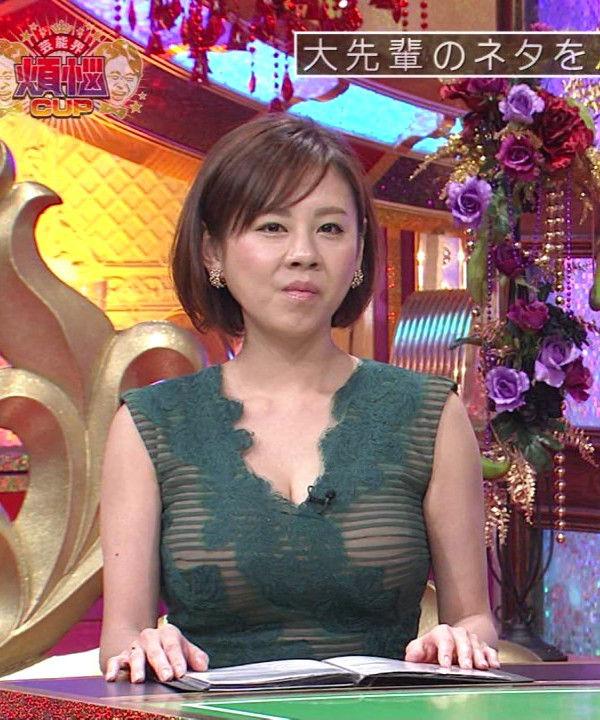 高橋真麻のエロ画像とお宝エロ画像