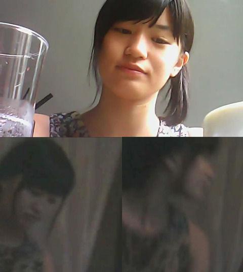 高橋しょう子(高崎聖子)の乳首ポロリ画像