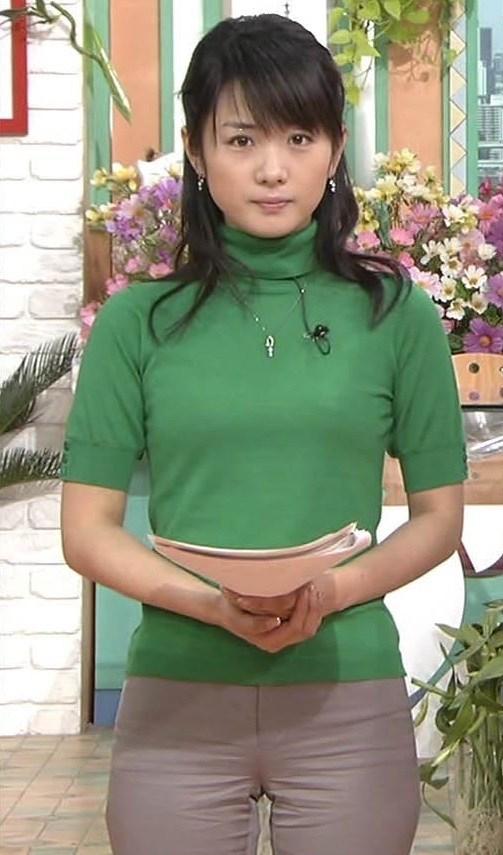 高島彩のお宝セクシーエロ画像