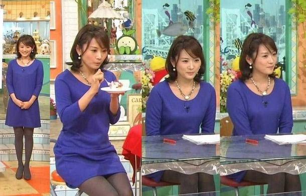 高島彩のアイコラ