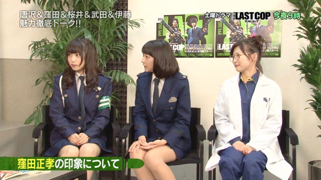 武田玲奈モロにマンスジやハミマンエロGIF画像