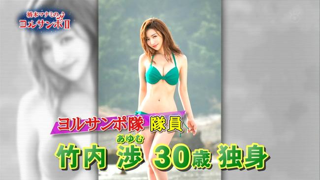 竹内渉の全裸ヌードで露出画像